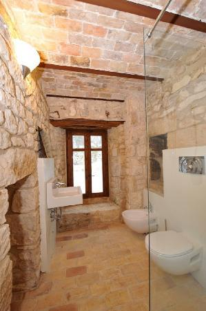 country house case catalano bagno