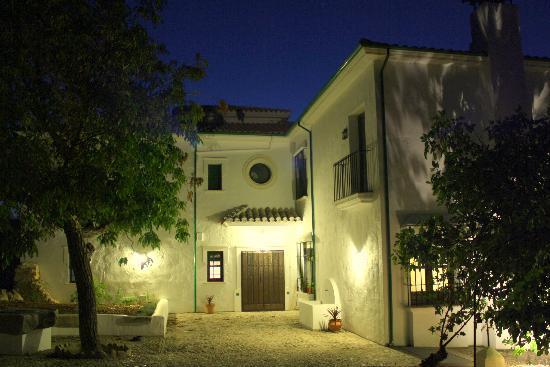 Casa Olea: In the evening