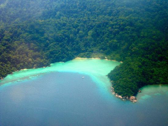 จัมปามาลา รีสอร์ท: Pulau Tioman