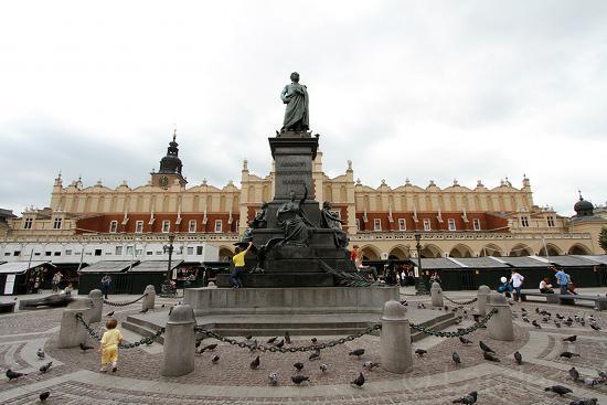 Krakow, Poland: Polonia