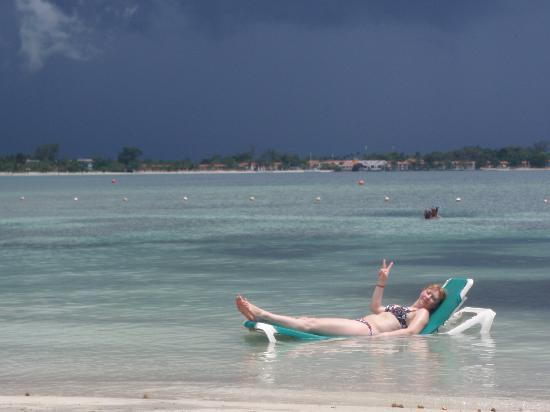 beach of ClubHotel Riu Negril