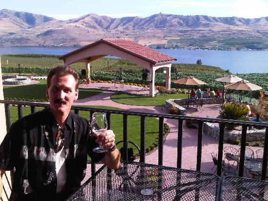 Chelan, Etat de Washington : Winery