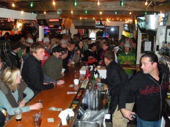 Murphy's Irish Pub & Rockwater Restaurant: St Paddy's