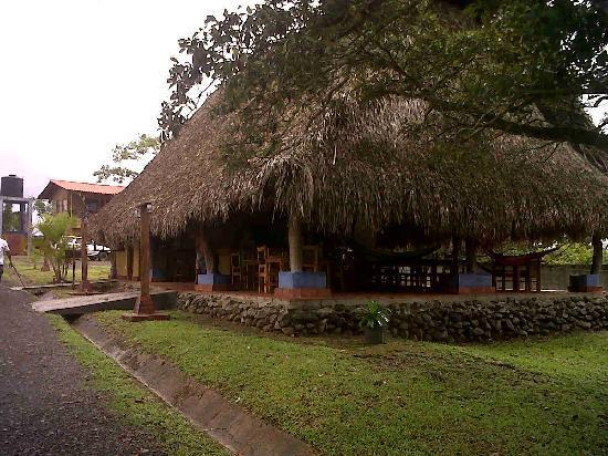 Hotel Santa Catalina Panama: The Rancho - breakfast and lunch served
