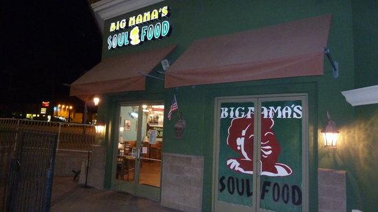 Big Mama's: Big Mamaa