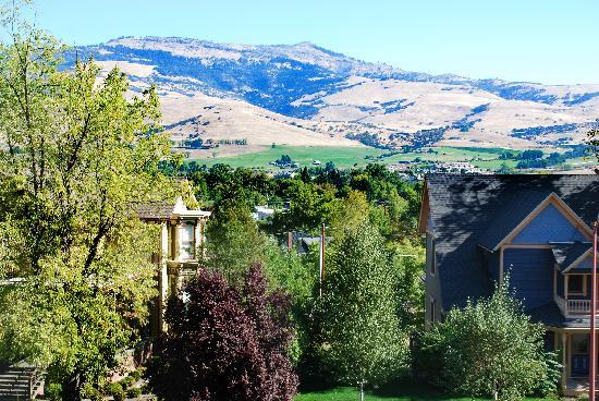 Coolidge House Bed and Breakfast : majestic views
