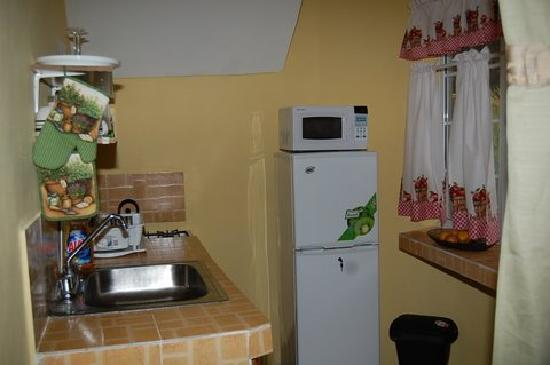 DreamsNegril: Fully Equipped Kitchen in Studio