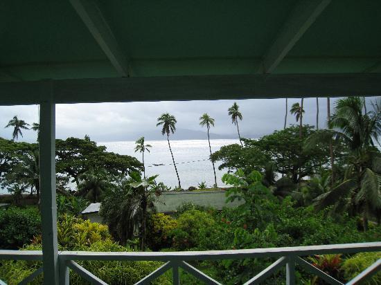 Daku Resort : balcony
