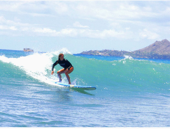 Hawaiian Surf Adventures