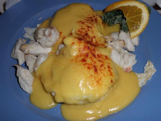 The Original Crabcake Factory: Jumbo Lump Crabmeat Eggs Benedict