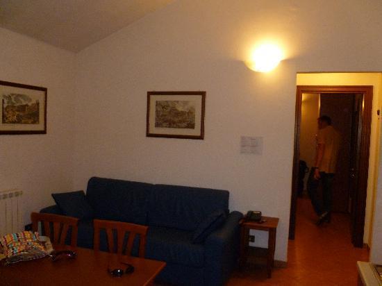 Residence San Pietro La Corte: Room 1