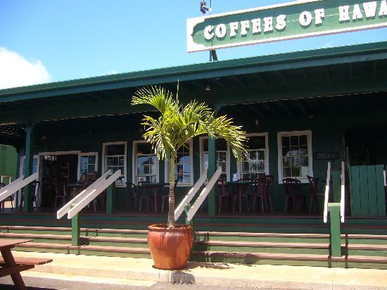 Coffees of Hawaii Plantation Store: 外観
