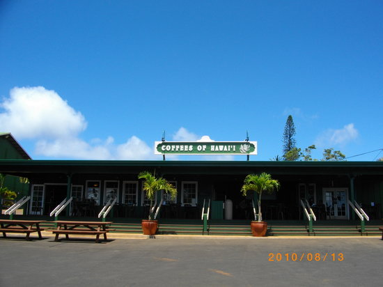 ‪Coffees of Hawaii Plantation Store‬