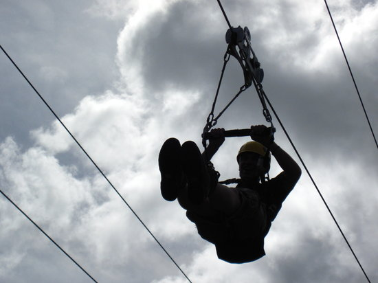 Bay View Mini-Putt And Zipline: Oahu's First Zipline