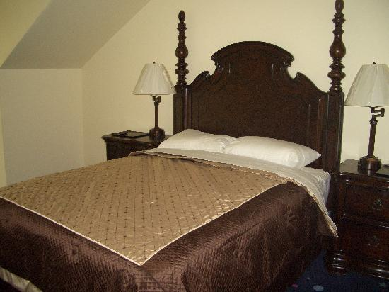 Stone Ridge Lodge: beautiful rooms