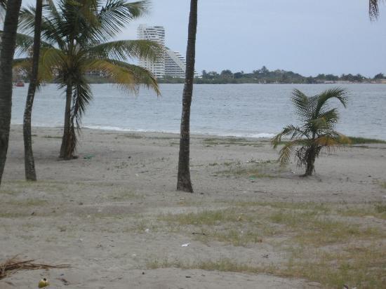 Posada Picasso : Strand direkt neben der Posada