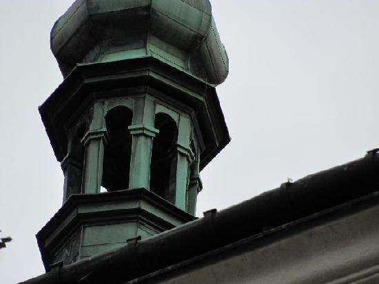 Church of St. Lawrence (Sv. Vavrince) : belltower