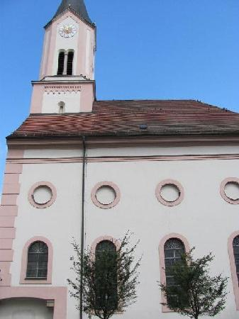 St. Gertraud Church: St. Gertraud