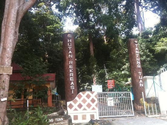 Порт-Диксон, Малайзия: Tanjung Tuan Recreation Park, PD