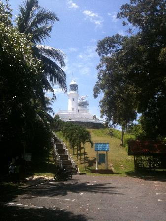 Порт-Диксон, Малайзия: Light House in Tanjung Tuan