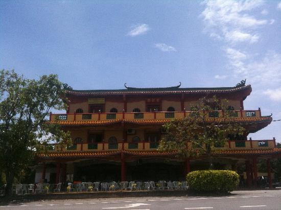 Port Dickson, Malaysia: Chiness Temple in PD