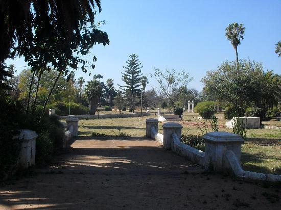 Bulawayo, Zimbabwe: Centenery Park