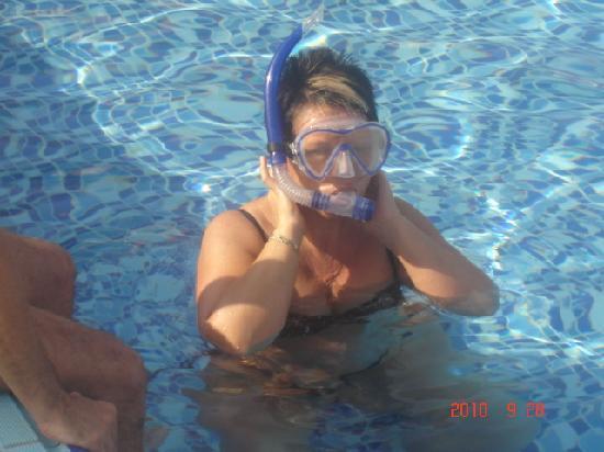 Premier Le Reve Hotel & Spa (Adults Only): Jaque Cousteau, lol