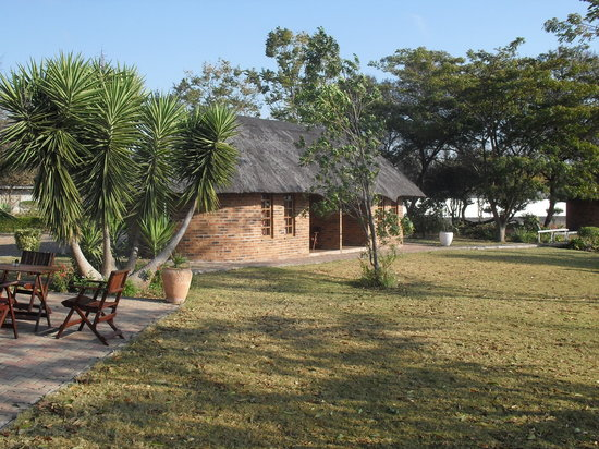 Southern Comfort Lodge: Guest house