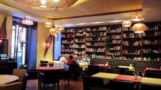 MO Restaurant: interno1