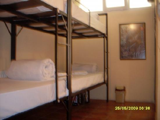 Eurasia Hostel & Guesthouse: Dormitory (12 Beds Inside - Mixed) Room