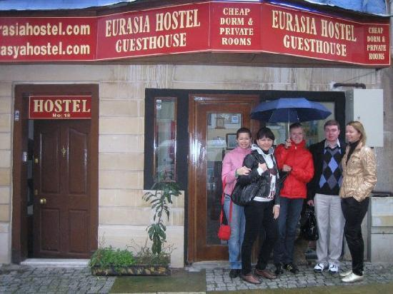 Eurasia Hostel & Guesthouse: Eurasia Hostel