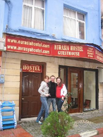 Eurasia Hostel & Guesthouse 사진