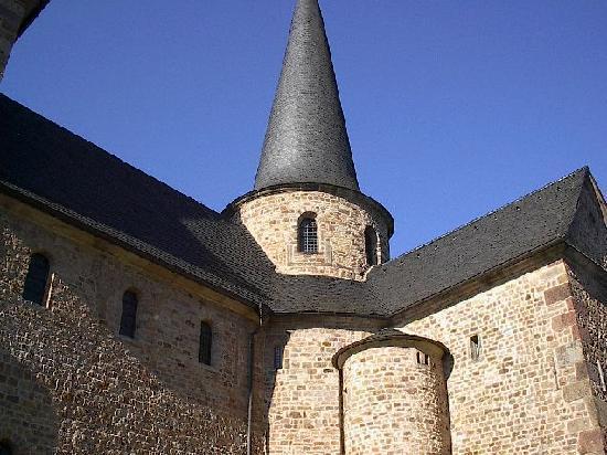 Michaelskirche: exterior