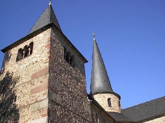 Michaelskirche: tower