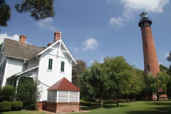 Atlantic Street Inn: Currituck beach lighthouse