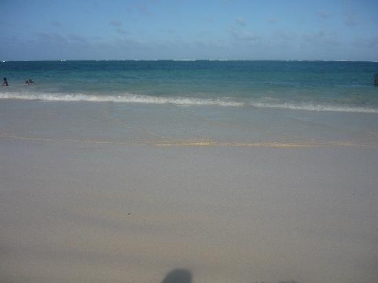 Sandies Tropical Village : mareee