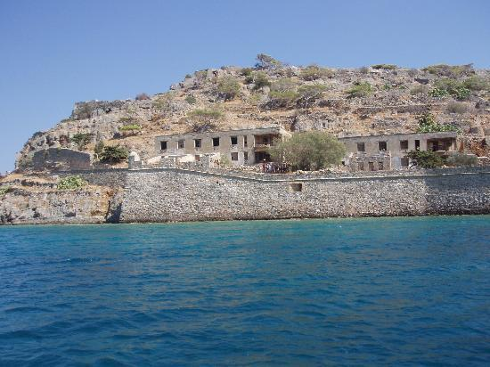 Akti Olous Hotel: Spinalonga - the former leper colony