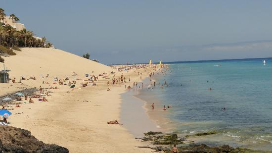 Playa de morro jable picture of fuerteventura canary islands tripadvisor - Jm puerto del rosario ...