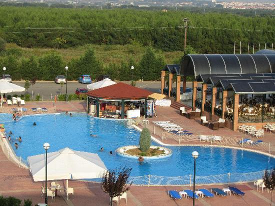 pool - Εικόνα του Arcadia Hotel, Κομοτηνή - Tripadvisor