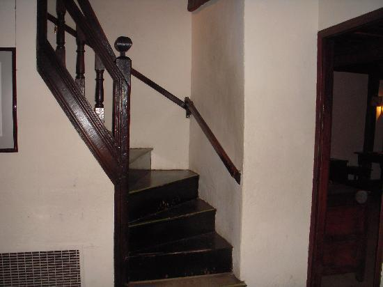 Superior The Witch House/Corwin House: Stairs Inside Corwin House