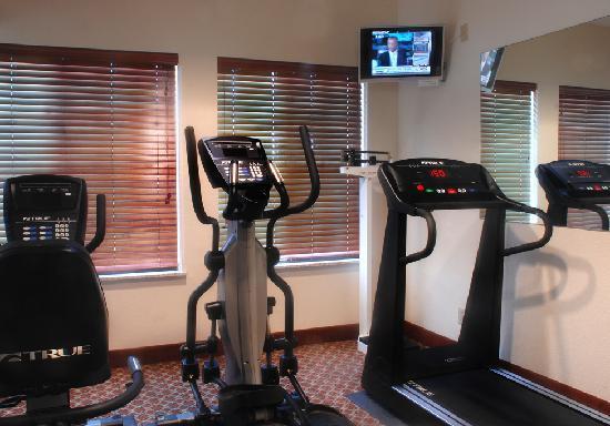 Inn on Barons Creek: On premises fitness center