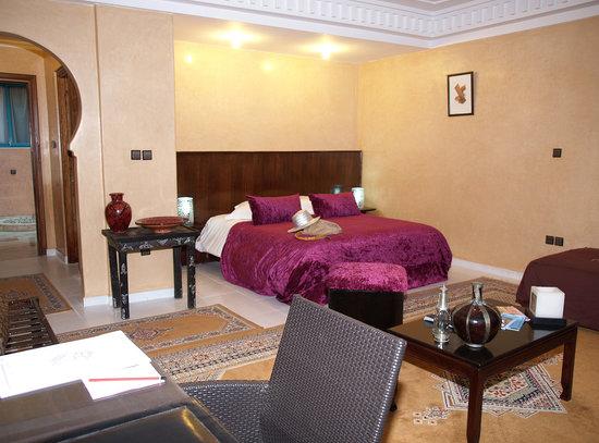 Bab al Bahar Hotel et Spa: vue restaurant