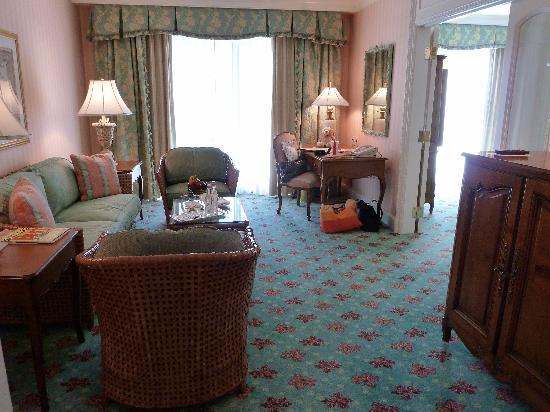 Grand America Hotel : Salon
