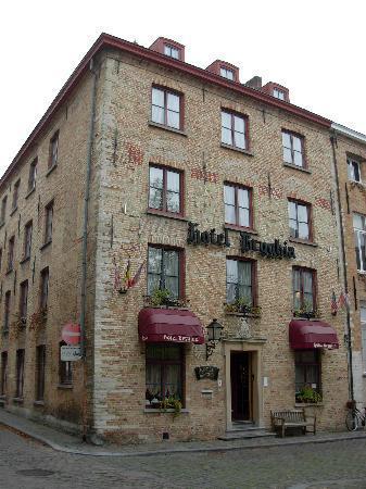 Bryghia Hotel: Hôel Bryhia