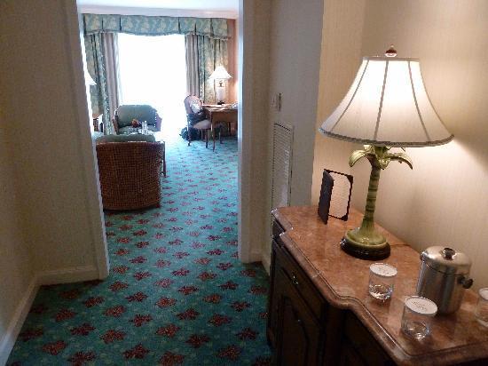Grand America Hotel : Entrée