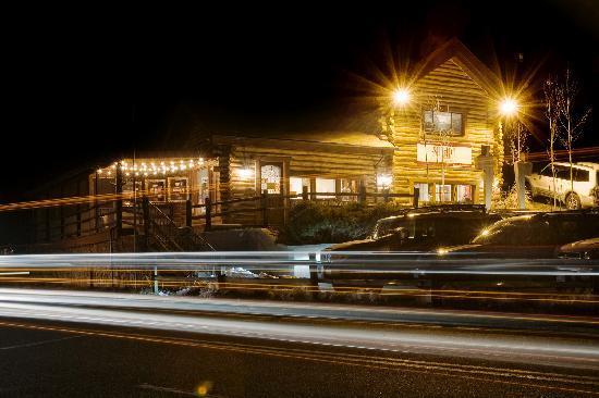 Indian Hills, CO: Mirada at night