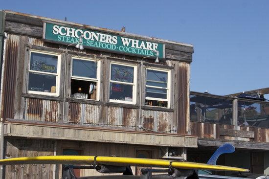 Schooners Wharf : Schooners