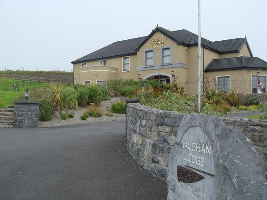 Vaughan Lodge : Main Entrance