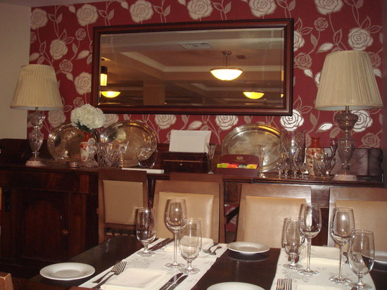 Vaughan Lodge: Dining Room