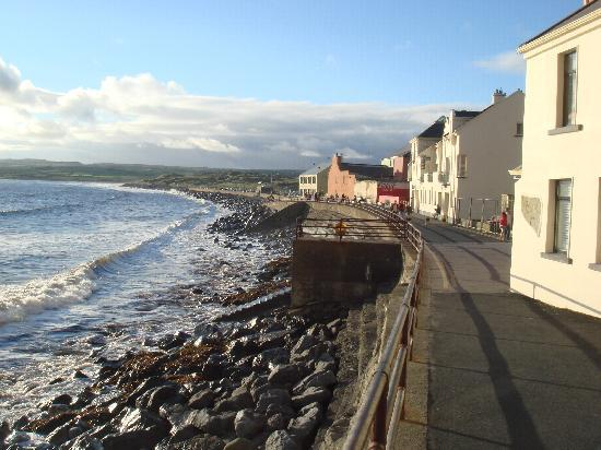 Vaughan Lodge: Lahinch